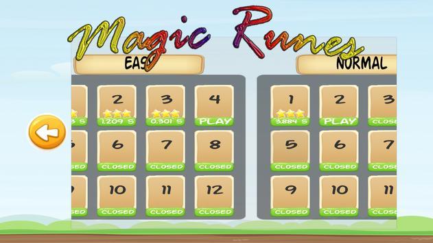 Magic Runes screenshot 1