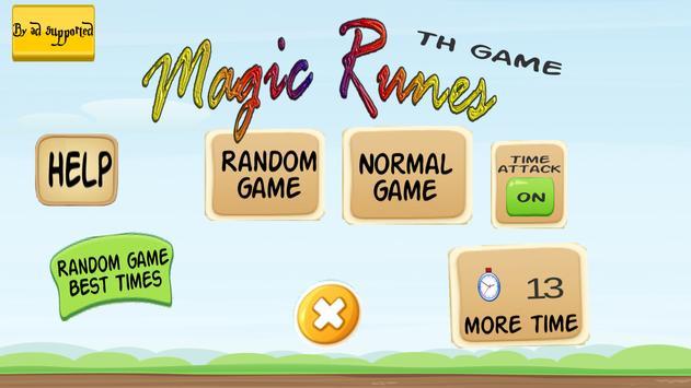 Magic Runes screenshot 2