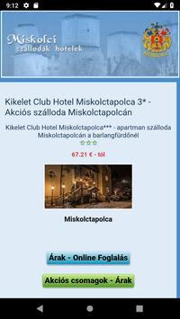 Miskolctapolcai szállodák, wellness hotelek poster