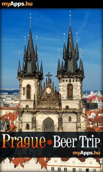 Prague Beer Trip poster