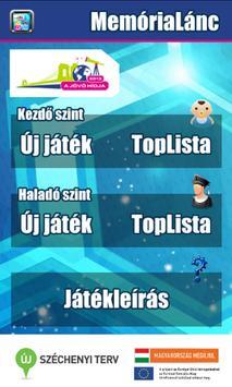 MemóriaLánc poster