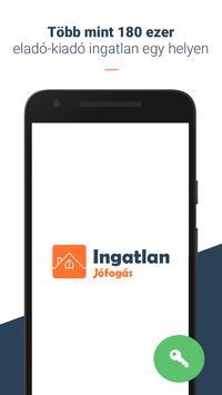 Jófogás Ingatlan Hirdetések poster