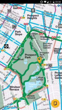 NYC Bike Map Offline APK Download - Free Maps & Navigation APP for ...