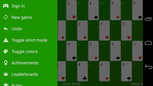 Bastard Solitaire apk screenshot