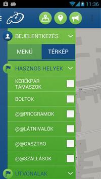 Pécs Bike screenshot 2