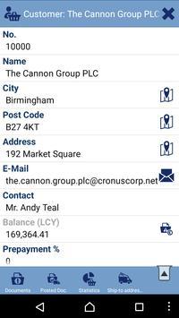 MobileNAV screenshot 2