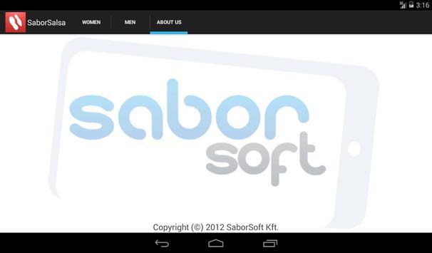 SaborSalsa screenshot 10