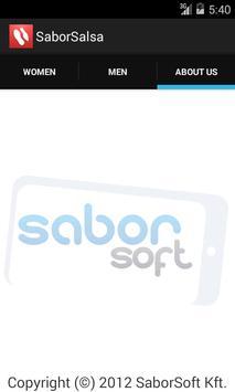SaborSalsa screenshot 2