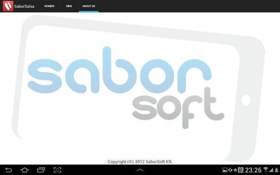 SaborSalsa screenshot 7