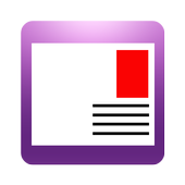 Sendcard-képeslap icon