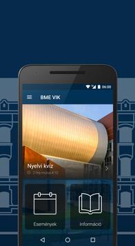BME VIK apk screenshot