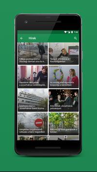 Józsefváros App screenshot 2