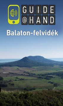 Balatonfelvidék GUIDE@HAND poster