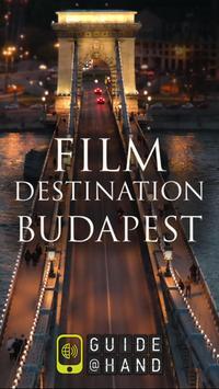 Film Destination Budapest poster