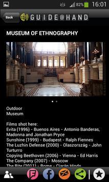 Film Destination Budapest screenshot 2