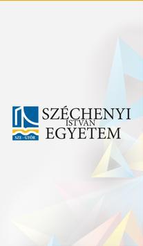 SZE - Felvételi poster