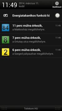 Szegedi közlekedés screenshot 7