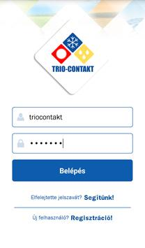 Trio-Contakt poster