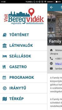 Visit Beregvidék apk screenshot