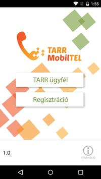 TARR MobilTEL poster