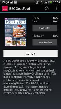 BBC GoodFood - a világkonyha screenshot 1