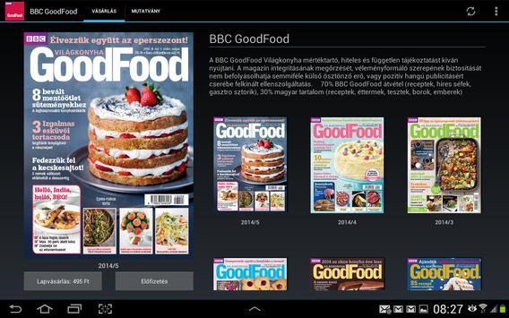 BBC GoodFood - a világkonyha screenshot 4