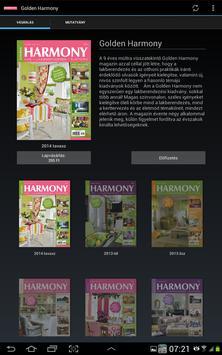 Golden Harmony screenshot 5