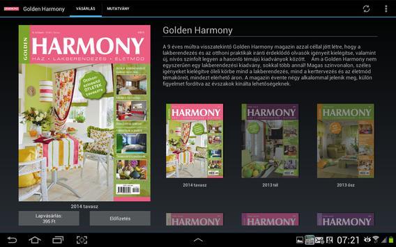 Golden Harmony screenshot 8