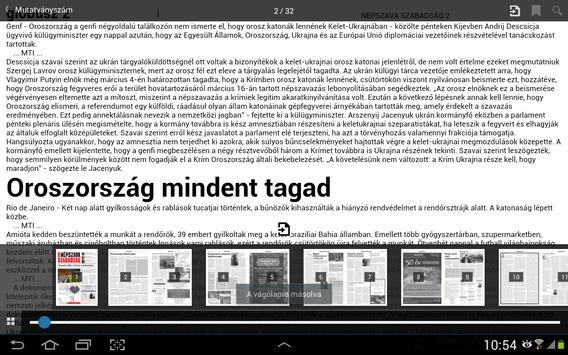 Népszava Szabadság screenshot 14