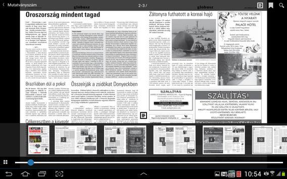 Népszava Szabadság screenshot 13