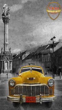Szombathely Taxi poster