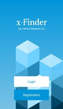 x-Finder poster