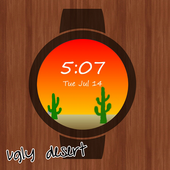 WobbleWatches Ugly Desert icon