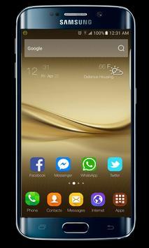Huawei Mate 20 X Launcher Theme screenshot 2