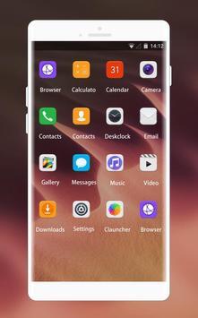 Stylish Theme for Huawei Mate 10 Wallpaper screenshot 1