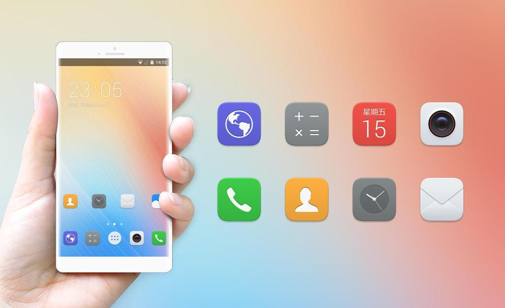 Theme for Huawei Ascend Y600 for Android - APK Download