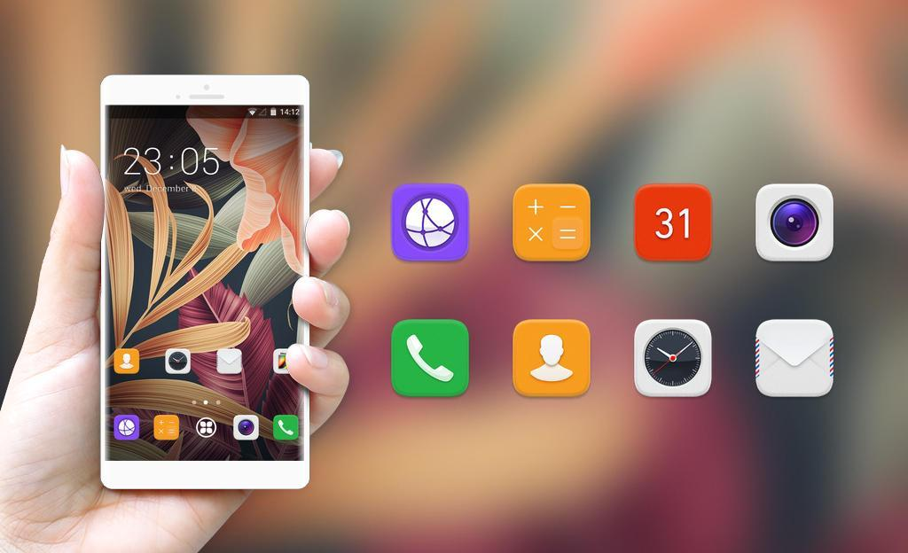 Theme for Huawei Ascend P1 for Android - APK Download