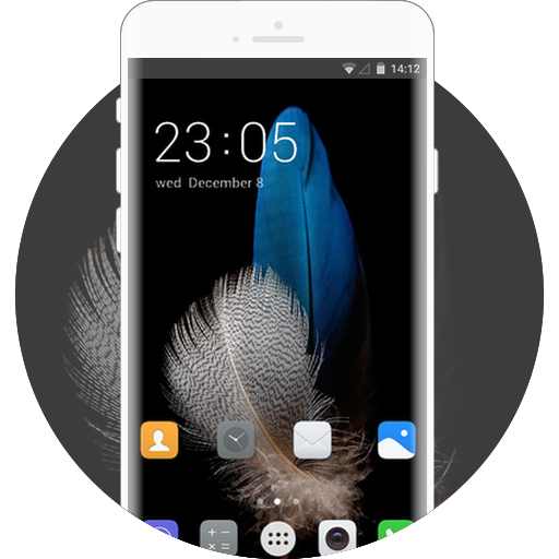 Theme for Huawei Ascend P8 lite