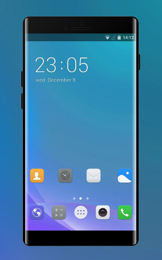 Theme for Huawei G610 for Android - APK Download
