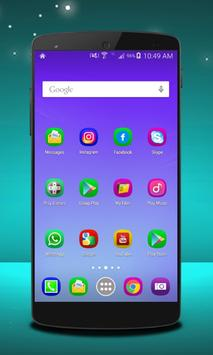 Launcher Theme For Huawei P8 poster