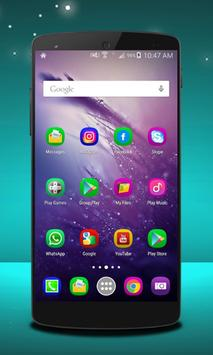Launcher Theme For Huawei P8 apk screenshot