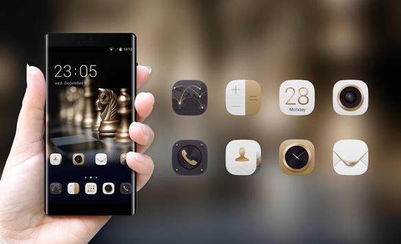 Theme for Huawei U8100 screenshot 3