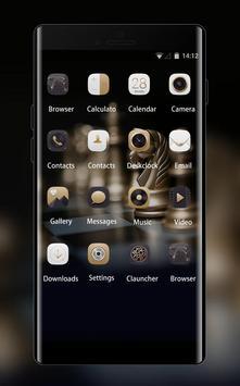 Theme for Huawei U8100 screenshot 1
