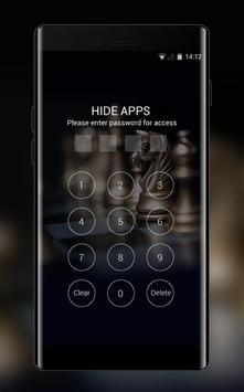 Theme for Huawei U8100 screenshot 2
