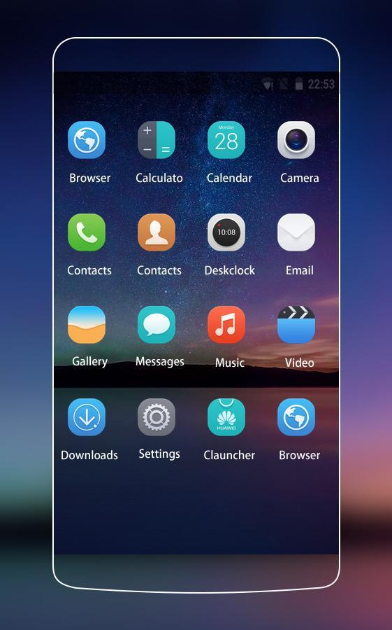 Theme for HUAWEI Y6 PRO HD for Android - APK Download