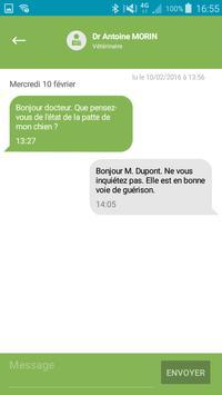 dr.veto Propriétaire apk screenshot