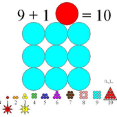 Color My Math Facts icon