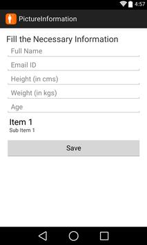 BM. Body Measure Calculator apk screenshot