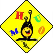 HUMOR con mayusculas icon
