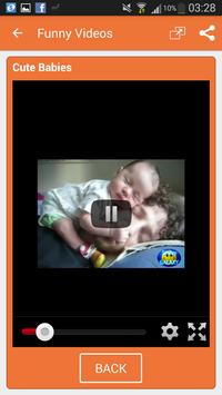 Free funny videos for whatsapp apk screenshot